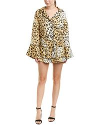 Kendall + Kylie - Pyjama Romper - Lyst