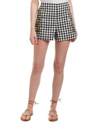 Romeo and Juliet Couture - Gingham Short - Lyst