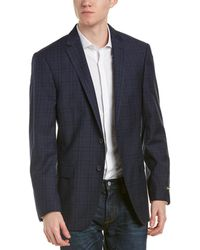 DKNY - Wool Sport Coat - Lyst