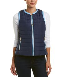 Sail To Sable - Vest - Lyst
