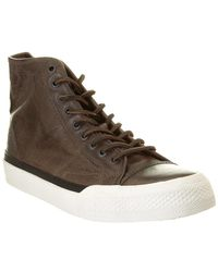 Frye - Men's Greene Leather Tall Trainer - Lyst