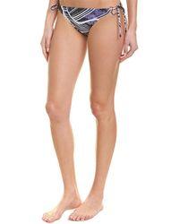La Blanca - Bali Tie-side Bikini Bottom - Lyst