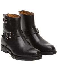 Frye - Men's Brayden Leather Engineer Boot - Lyst