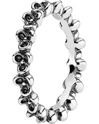 PANDORA - Silver Ring - Lyst