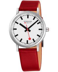 Mondaine - Classic Watch - Lyst