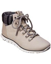 Cole Haan Zerogrand Waterproof Hiker Boots - Multicolour