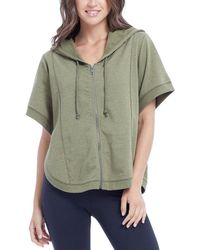 Balance Collection - The Luna Poncho Hoodie - Lyst