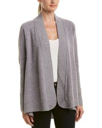 Forte - Cashmere Cardigan - Lyst