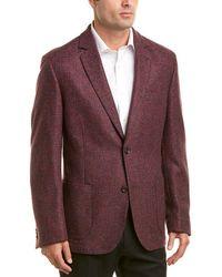 Flynt - Babbit Classic Fit Wool-blend Sportcoat - Lyst