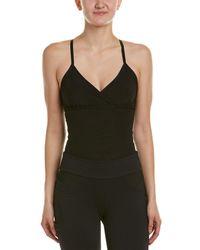 Blanc and Noir - Pile Bodysuit - Lyst