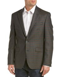 Kenneth Cole - New York Wool Sport Coat - Lyst