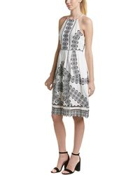 Parker - Alana A-line Dress - Lyst