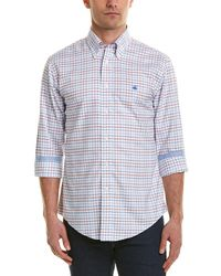 Brooks Brothers - Regent Fit Woven Shirt - Lyst