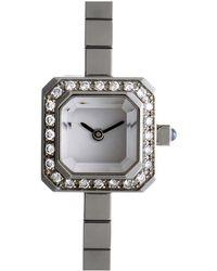 Corum - Women's Stainless Steel Watch - Lyst