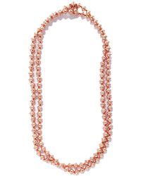 Roberta Roller Rabbit - Anza Beaded 36in Necklace - Lyst