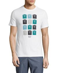 Original Penguin - The Earl Stack T-shirt - Lyst