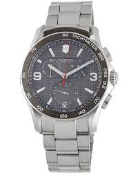 Victorinox - Women's Stainless Steel Watch - Lyst