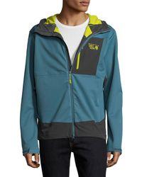 Mountain Hardwear - Dragona Hooded Jacket - Lyst