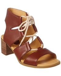 Sperry Top-Sider - Women's Vivienne Leather Sandal - Lyst