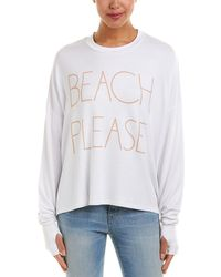 The Laundry Room - Beach Please Pullover - Lyst