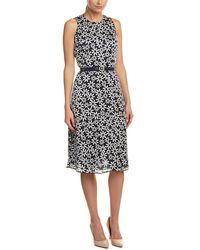 Worth - New York Silk A-line Dress - Lyst