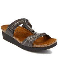 Naot - Dana Leather Sandal - Lyst