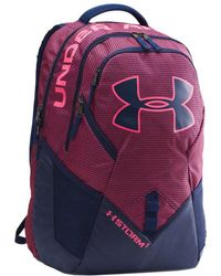 Under Armour - Storm Big Logo Iv Backpack - Lyst