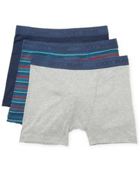 Lucky Brand - Boxer Brief (3pk) - Lyst