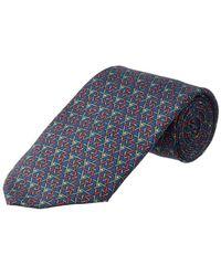 Hermès - Silk Tie - Lyst