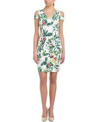Donna Ricco - Sheath Dress - Lyst