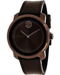 Movado - Men's Bold Watch - Lyst