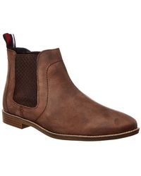 Ben Sherman Preston Leather Chukka Boot