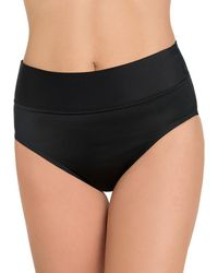 Miraclesuit - Foldover Waist Pant - Lyst