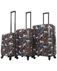 Halina - Vicky Yorke 3pc Luggage Set Collection - Lyst