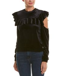 Romeo and Juliet Couture - Cold-shoulder Top - Lyst