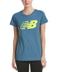 New Balance - Original T-shirt - Lyst