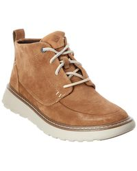 Sperry Top-Sider - Men's Element Suede Chukka Boot - Lyst