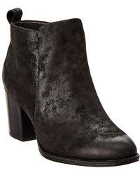 Söfft - / Shoe Company Ware Suede Bootie - Lyst