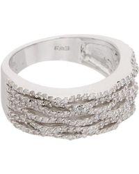 Effy - Fine Jewelry 14k 0.73 Ct. Tw. Diamond Ring - Lyst