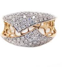 Diana M. Jewels - . Fine Jewelry 18k 0.68 Ct. Tw. Diamond Ring - Lyst