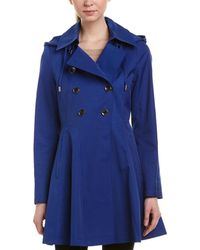 Via Spiga - Double-breasted Trench Coat - Lyst
