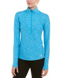 New Balance - Anticipate 1/2-zip Pullover - Lyst