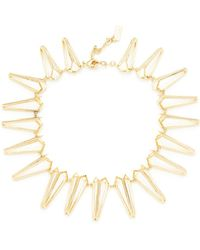 Auden - Skeleton Collar Necklace - Lyst
