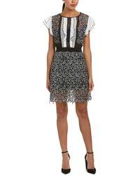 Toi Et Moi - Lace Sheath Dress - Lyst