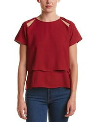 19 Cooper - Layered Top - Lyst