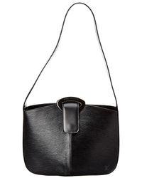 Louis Vuitton - Black Epi Leather Reverie - Lyst