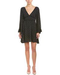 ANAMÁ - Printed A-line Dress - Lyst