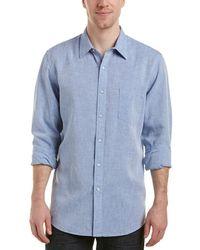 DL1961 - The Blue Shirt Shop Woven Shirt - Lyst