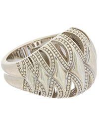 Tacori - Classic 18k & Silver Ring - Lyst