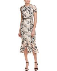 Shoshanna - Sheath Dress - Lyst